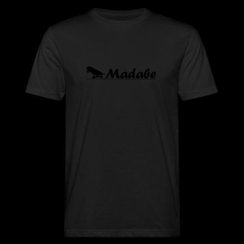 Cap black - Männer Bio-T-Shirt