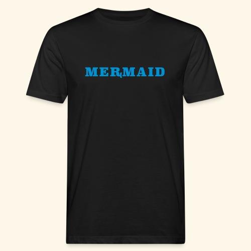 Mermaid logo - Ekologisk T-shirt herr
