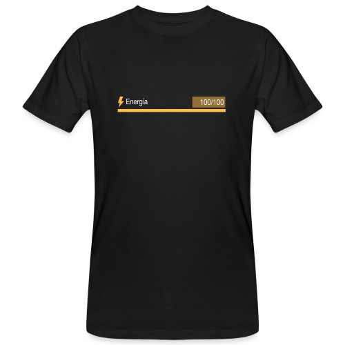Energía 100% - Camiseta ecológica hombre