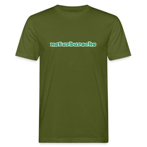 naturbursche - Männer Bio-T-Shirt