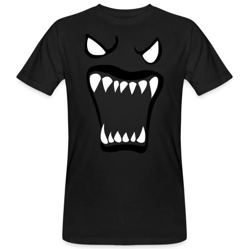 Monsters running wild - Ekologisk T-shirt herr
