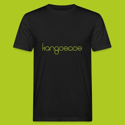 Green Kangoeroe design - T-shirt bio Homme