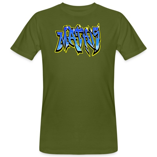 Graffiti Mathis - T-shirt bio Homme