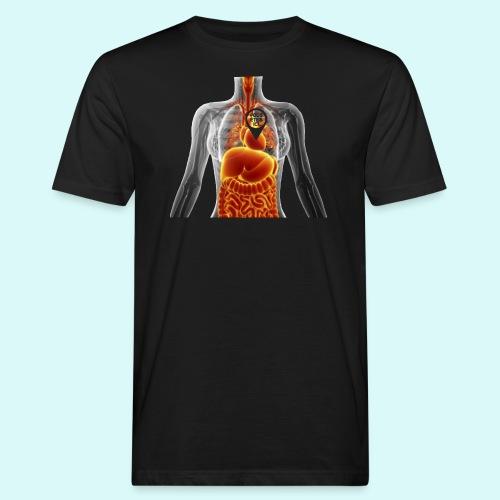 voues etes ici - T-shirt bio Homme