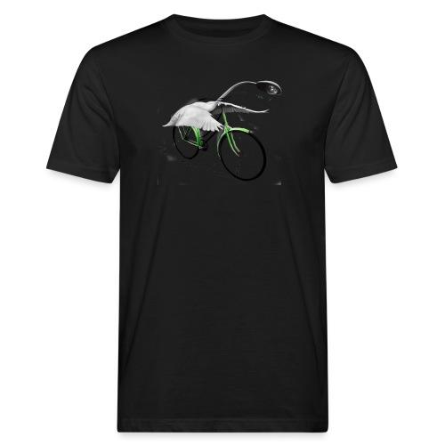Ninho Bycicle - T-shirt ecologica da uomo