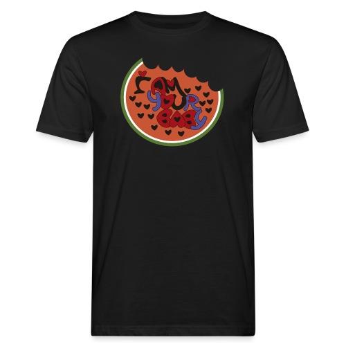 SOY TU CHICA - Camiseta ecológica hombre