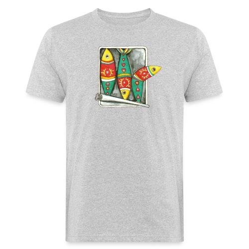 Les sardines du Portugal - T-shirt bio Homme