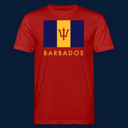 Barbados - Männer Bio-T-Shirt