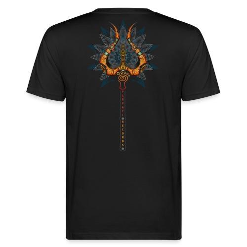 Parvati Records Trishula - Men's Organic T-Shirt