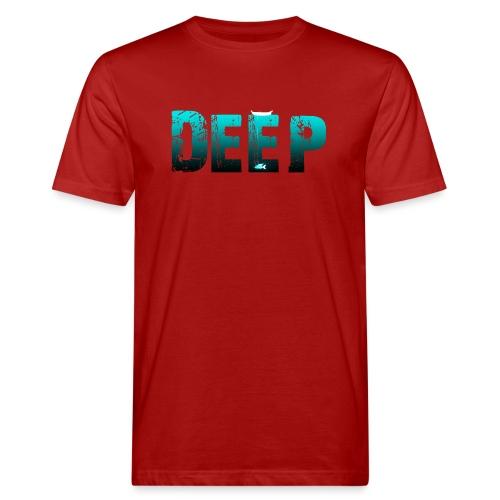 Deep In the Night - T-shirt ecologica da uomo