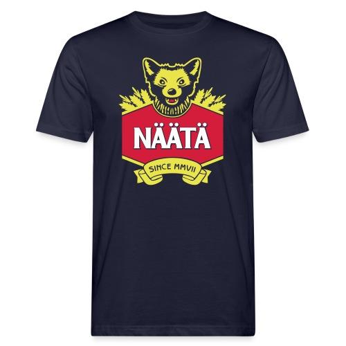 Näätä - Miesten luonnonmukainen t-paita
