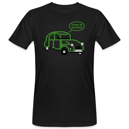 eendje.png - Mannen Bio-T-shirt