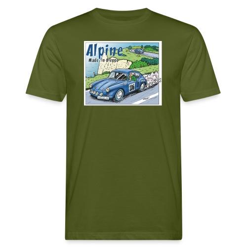 Polete en Alpine 106 - T-shirt bio Homme