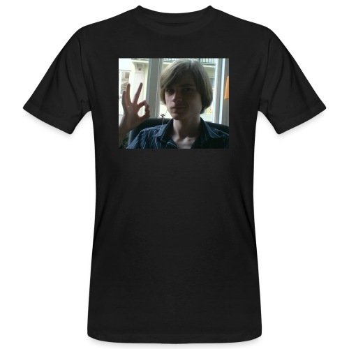 The official RetroPirate1 tshirt - Men's Organic T-Shirt