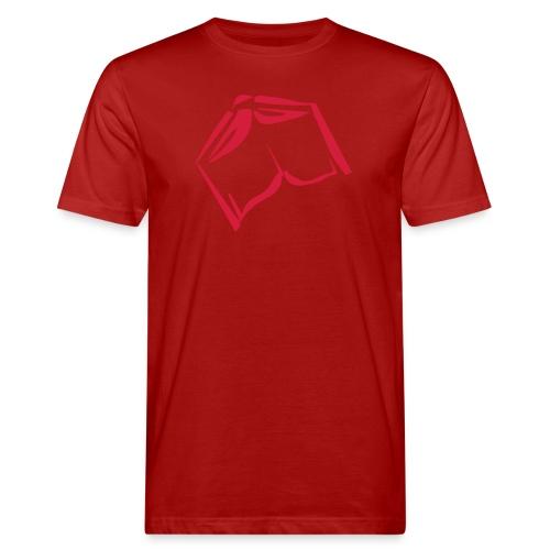 book - Männer Bio-T-Shirt