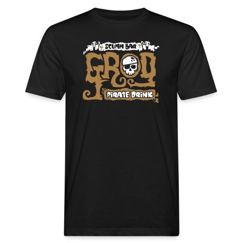 Scumm Bar Grog - Camiseta ecológica hombre