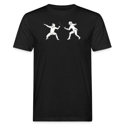 Combat d'escrime - T-shirt bio Homme