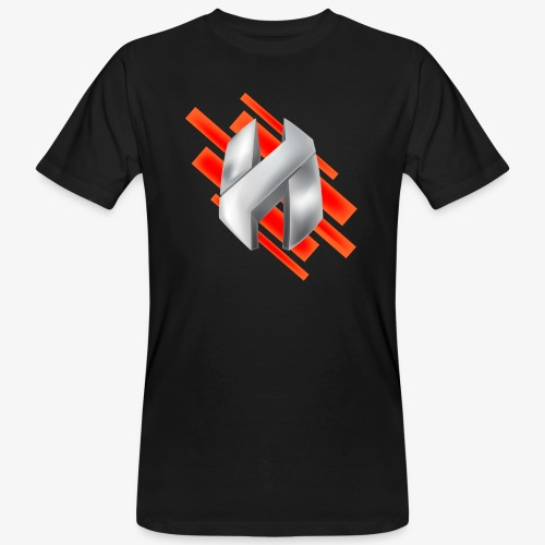 Abstract Red - Men's Organic T-Shirt