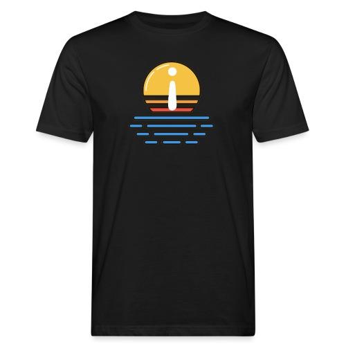 Mentor Dämmerung - Männer Bio-T-Shirt