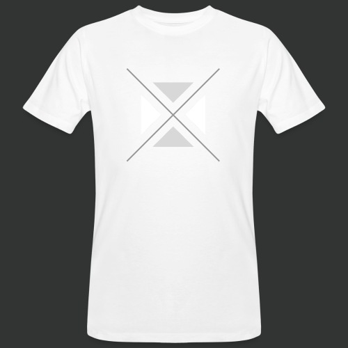 triangles-png - Men's Organic T-Shirt