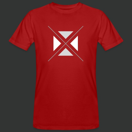 triangles-png - Men's Organic T-Shirt