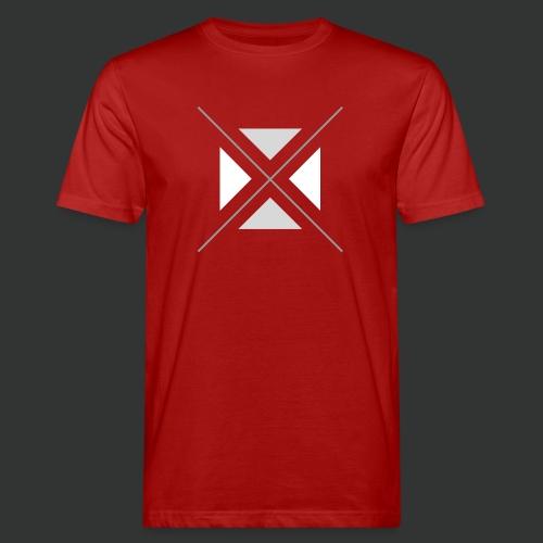 hipster triangles - Men's Organic T-Shirt