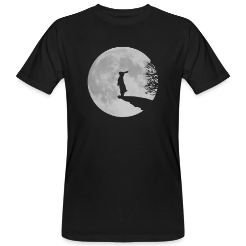 rabbit_wolf-png - Men's Organic T-Shirt