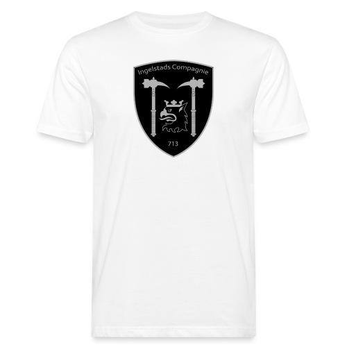 Kompanim rke 713 m nummer gray ai - Ekologisk T-shirt herr