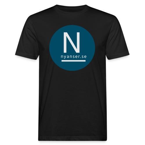 Nyanser.se ärm - Ekologisk T-shirt herr