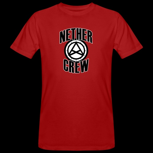 Nether Crew Classic T-shirt - T-shirt ecologica da uomo