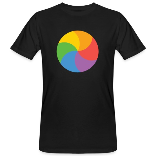 BeachBal - Mannen Bio-T-shirt