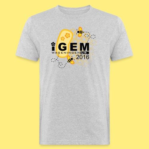 Logo - mug - Mannen Bio-T-shirt
