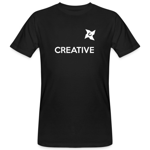 Creative long urban shirt - Organic mænd