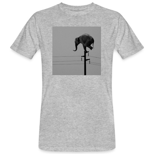 elesufili - T-shirt ecologica da uomo