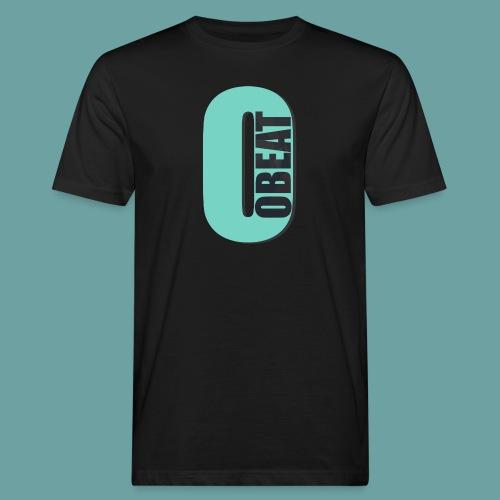 OBeat Logo O - Mannen Bio-T-shirt
