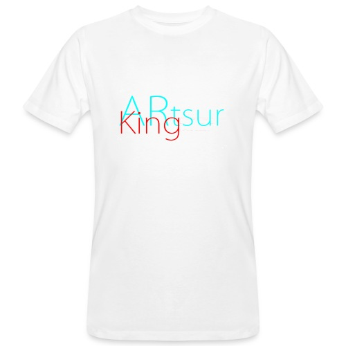 ARtsurKing Logo - Men's Organic T-Shirt