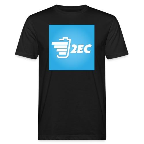 2EC Kollektion 2016 - Männer Bio-T-Shirt