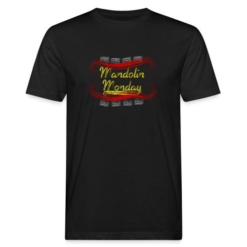 Mandolin Monday - Men's Organic T-Shirt