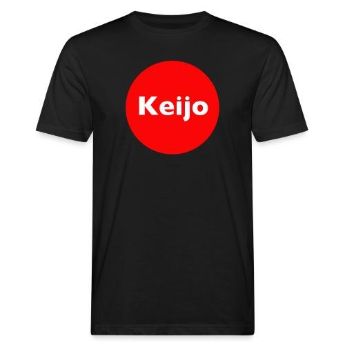 Keijo-Spot - Miesten luonnonmukainen t-paita