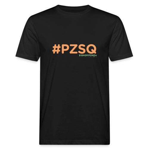 PZSQ 2 - T-shirt ecologica da uomo