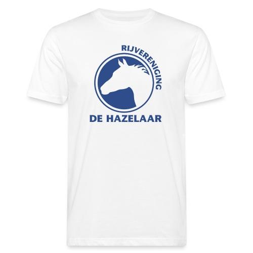 LgHazelaarPantoneReflexBl - Mannen Bio-T-shirt