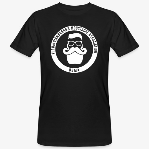bbmafront - Mannen Bio-T-shirt