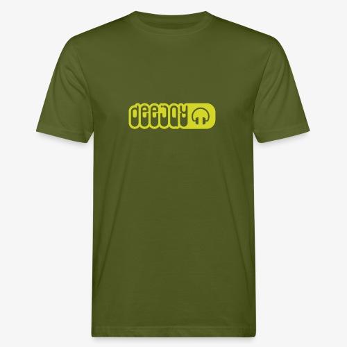DJ - Camiseta ecológica hombre