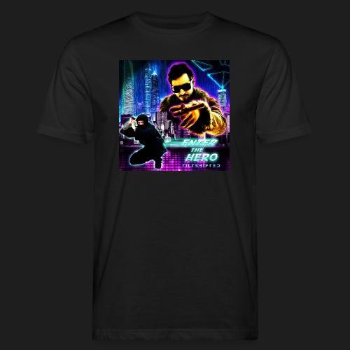 Enter the Hero - Miesten luonnonmukainen t-paita