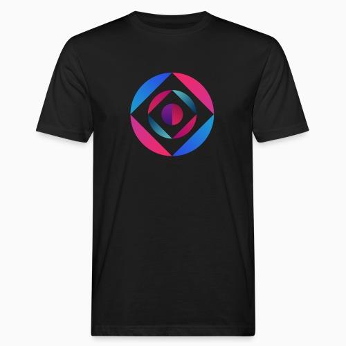 Bi Circle - Men's Organic T-Shirt
