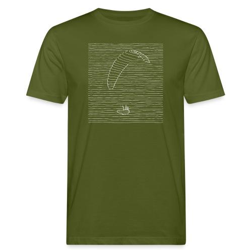 Paraglider - Männer Bio-T-Shirt