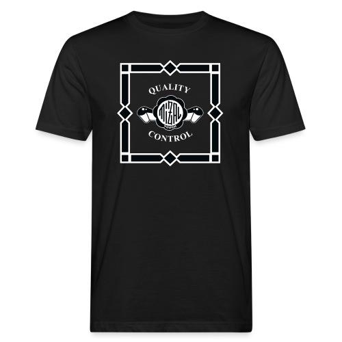 Quality Control by MizAl - Ekologiczna koszulka męska