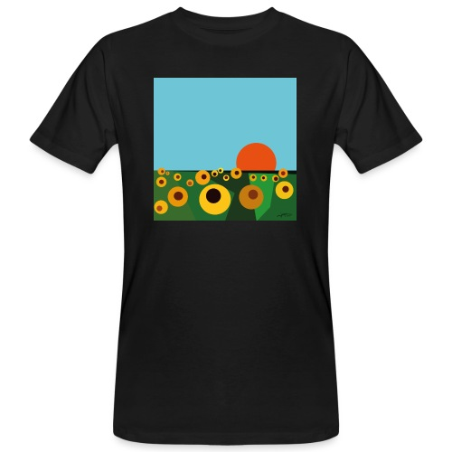 Sunflower - Men's Organic T-Shirt