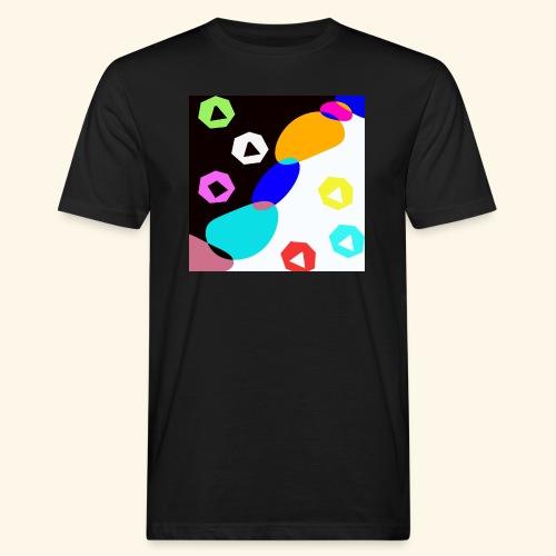 Artistico 48 - T-shirt ecologica da uomo