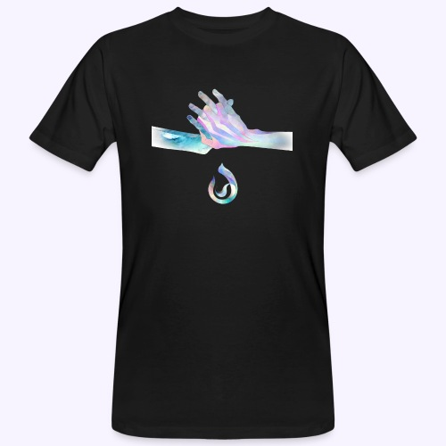 onda - T-shirt ecologica da uomo